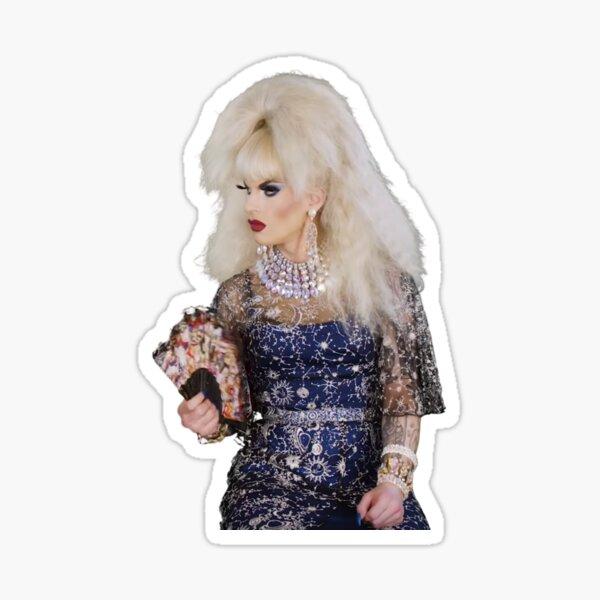 Witchy Queen Katya Sticker