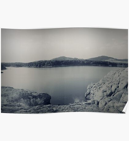 Quannah Parker Lake  Poster