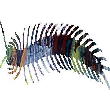 Centipede by MordaxFurritus