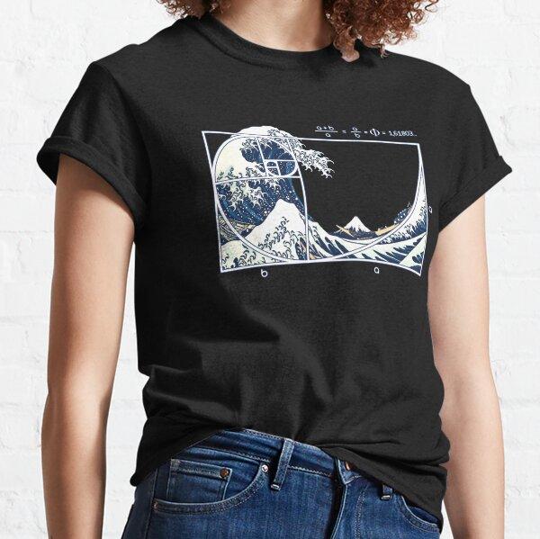 The Great Fibonacci Wave Classic T-Shirt