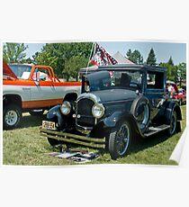 1926 Chrysler Four Poster