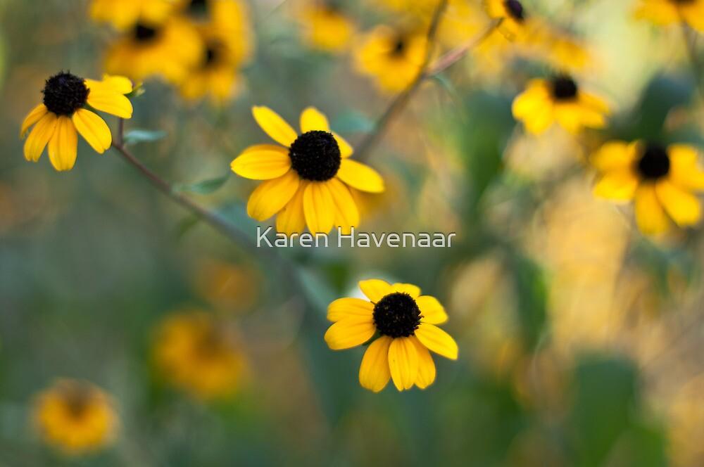 Yellow Softness by Karen Havenaar