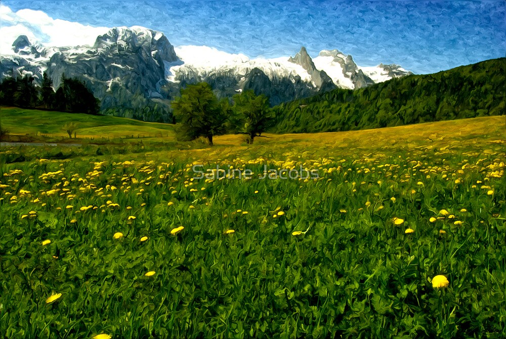May in Austria by Sabine Jacobs