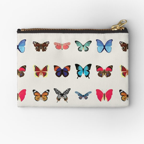 Butterflies Zipper Pouch