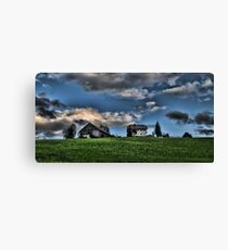 Farm Austria Canvas Print