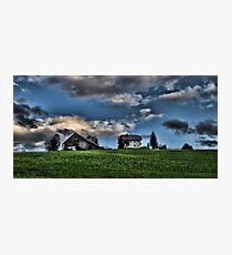 Farm Austria Photographic Print