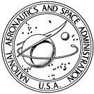 1950's NASA Logo by Arthur Reeder
