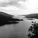 Tighnabruaich Viewpoint by Lyndy