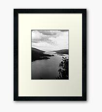 Tighnabruaich Viewpoint Framed Print