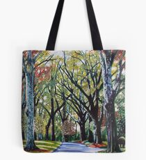 'Queens Road West' Tote Bag