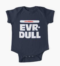 Ever Dull One Piece - Short Sleeve