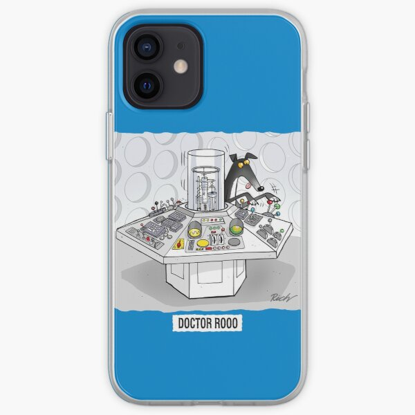 Doctor Rooo iPhone Soft Case