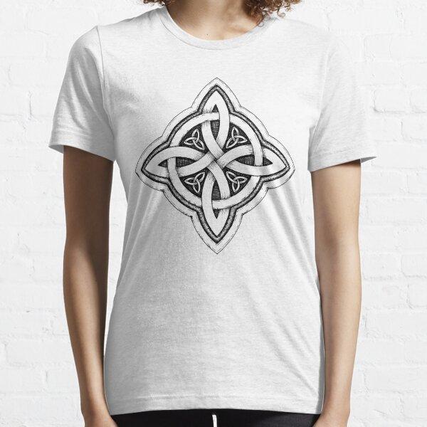 Celtic Luck Knot Essential T-Shirt