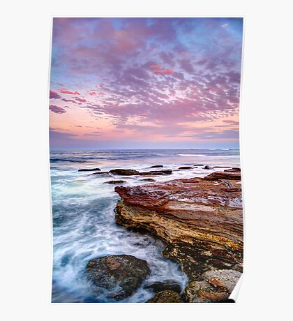 Long Reef, Collaroy Northern Beaches. Poster