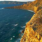 Sculpting the Earth - Rhodes Island southernmost cape  by George Limitsios