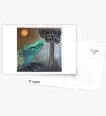 Swamp Life Postcards