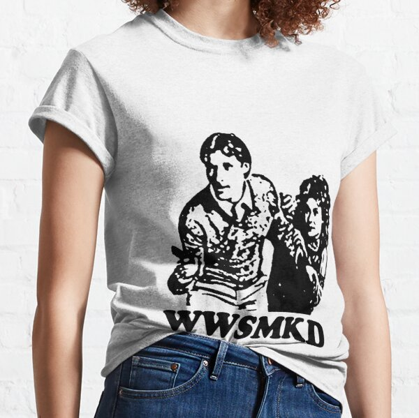 What Would Scarecrow and Mrs. King Do? Classic T-Shirt