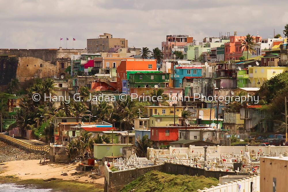 The City Of Old San Juan by © Hany G. Jadaa © Prince John Photography
