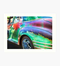 1940s DODGE PLYMOUTH CHRYSLER Art Print