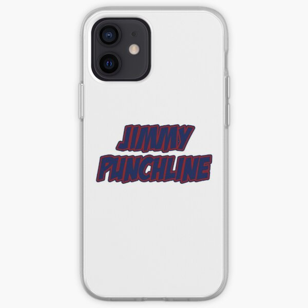 Jimmy Punchline Coque souple iPhone