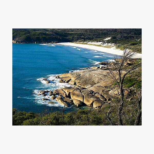 Squeaky Beach, Wilsons Promontory, Victoria. Photographic Print