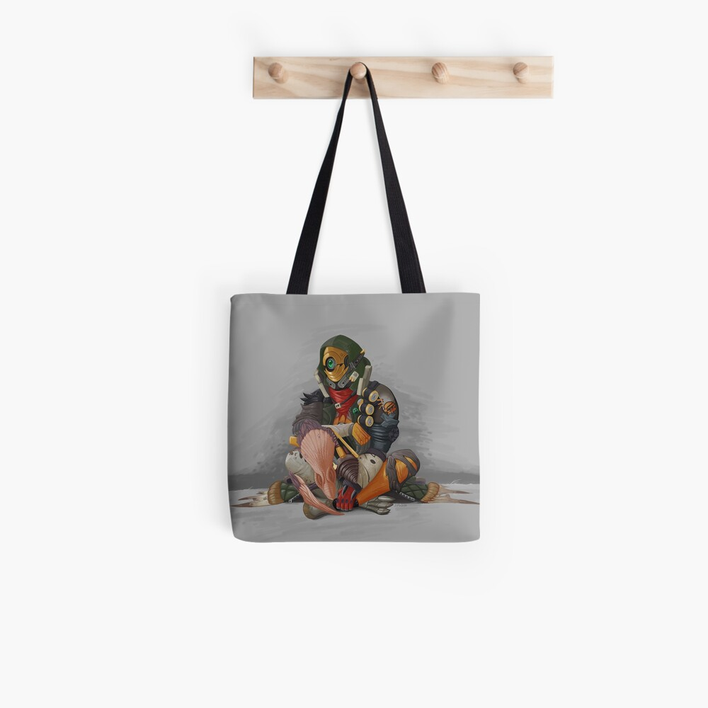 Fl4k and Broodless Tote Bag