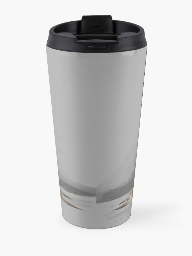 Alternate view of Fl4k and Broodless Travel Mug