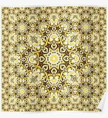 MB Quadrium Escher Tessellation  Poster