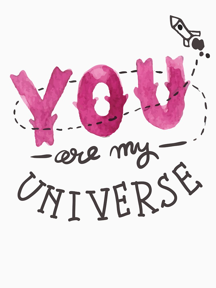 You are my universe by starchim01