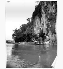 Nam Ou River and Caves Poster