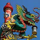 Street Sculpture, Hua Hin, Thailand by johnrf