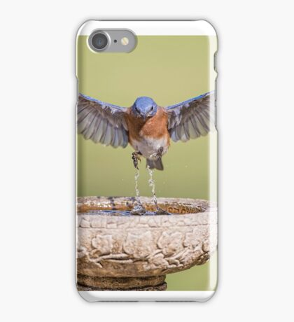 Shazam! That water's cold! iPhone Case/Skin