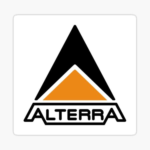 Alterra Subnautica Sticker