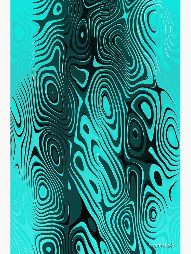 Psychedelic art. Art movement by znamenski