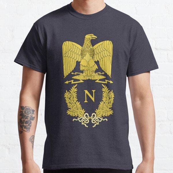 Napoléon Bonaparte Emlem T-shirt classique