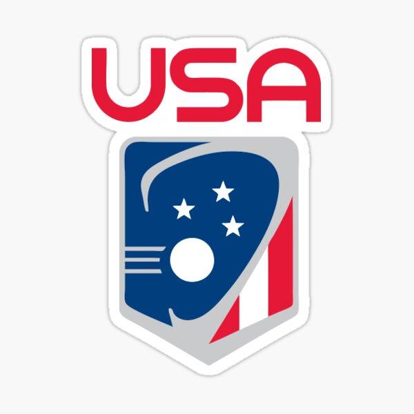US Lacrosse Sticker
