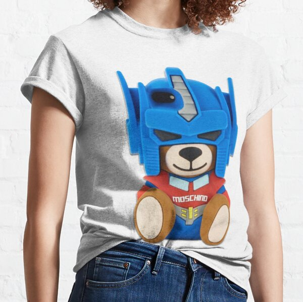 Moschino Gundam Teddy Bear Classic T-Shirt