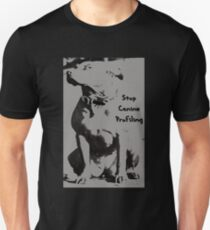 Stop Canine Profiling T-Shirt
