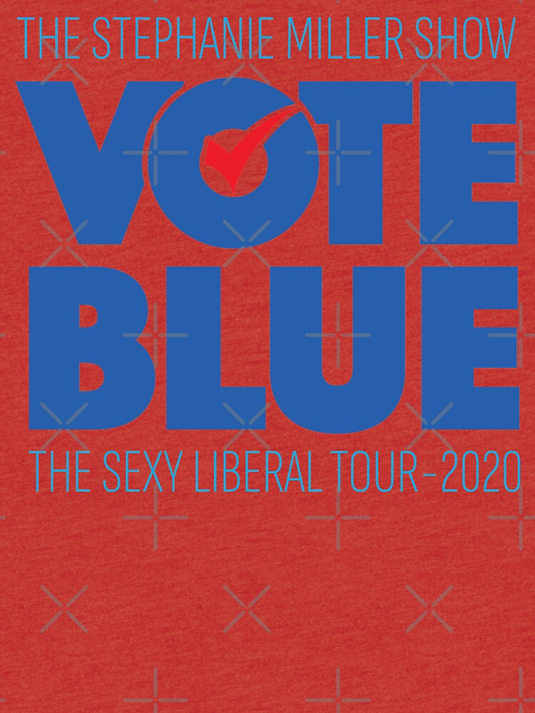 Vote Blue by SMShow