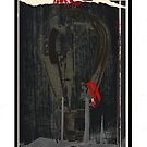 Dada Tarot- Ace of Coins by Peter Simpson