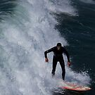An Old Surfer by Renee D. Miranda