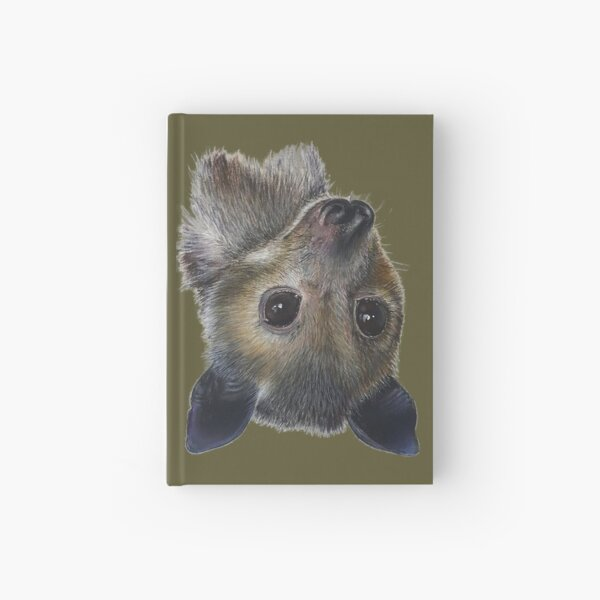 Batzilla- Innocent Eyes by Louise Saunders  Hardcover Journal