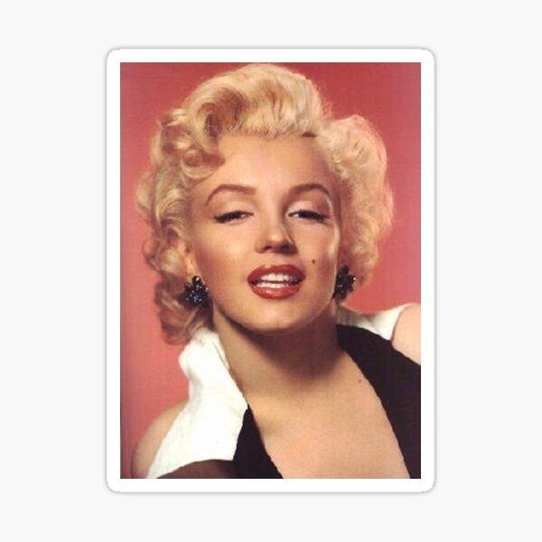 Marilyn Monroe Mod.3 Pegatina