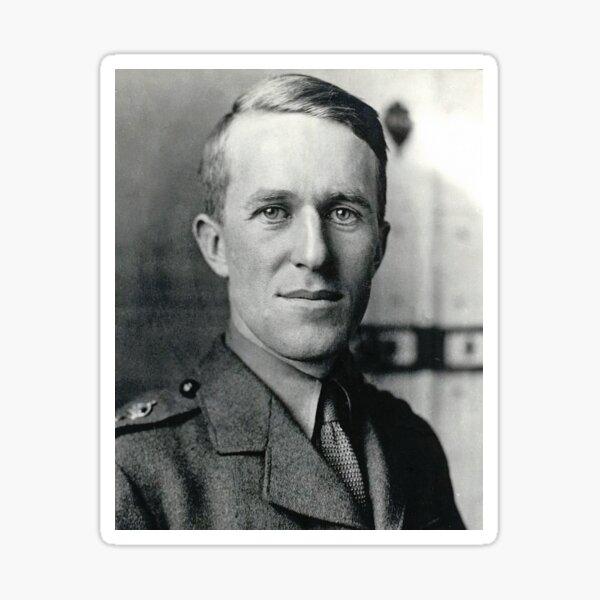 British Army File photo of T.E. Lawrence (1918) Sticker