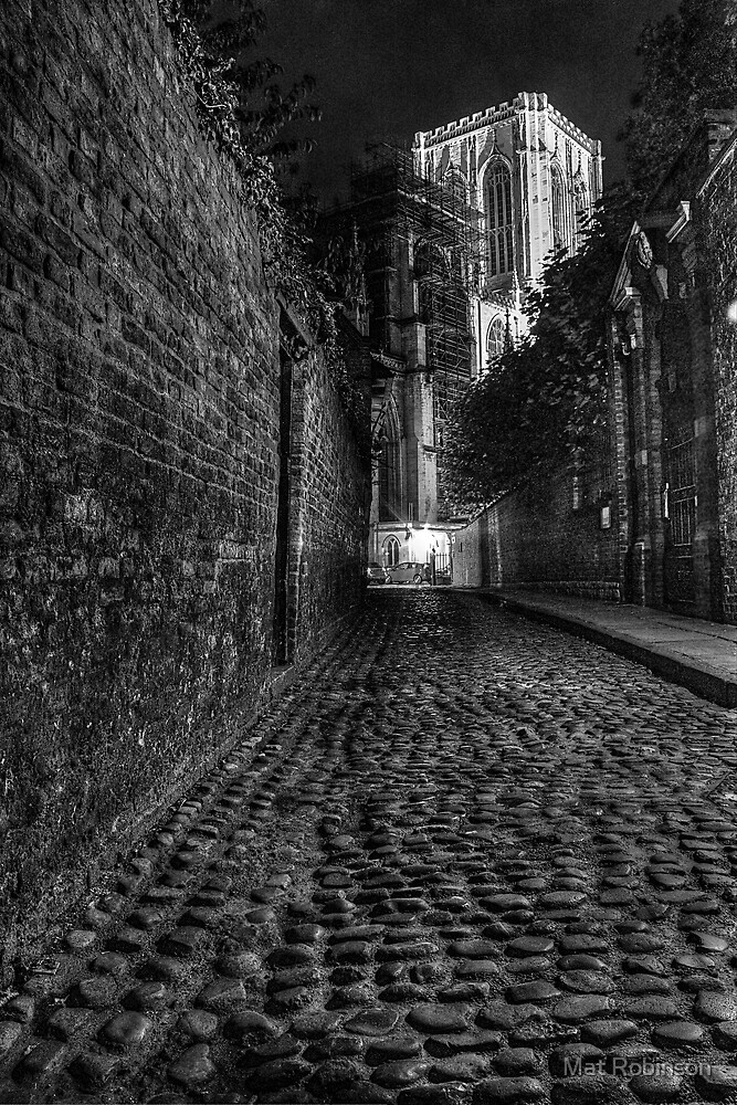 Chapter House Street by Mat Robinson