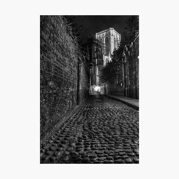 Chapter House Street Photographic Print