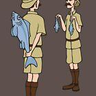 Fish Slapping Dance by DoodleDojo