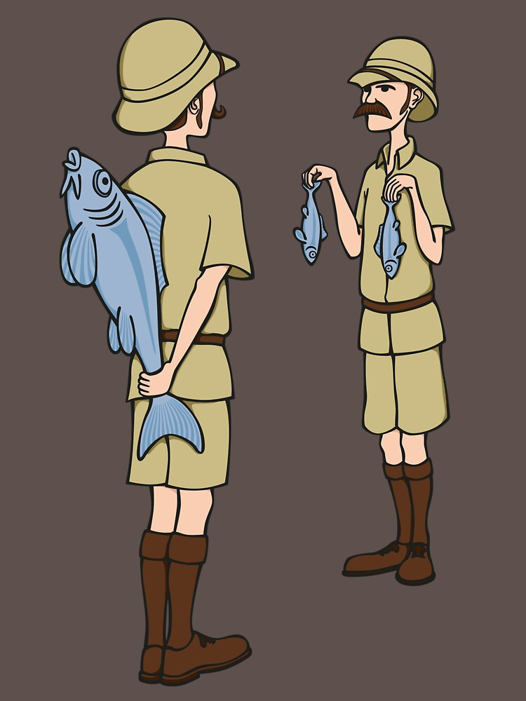 Fish Slapping Dance | Unisex T-Shirt