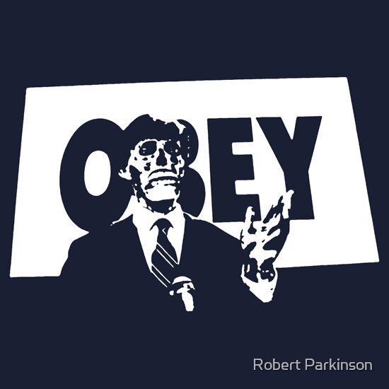 TShirtGifter presents: Obey