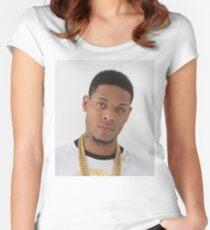 Fetty Wap 2 Women's Fitted Scoop T-Shirt